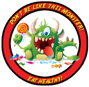 HealthyEatingSticker