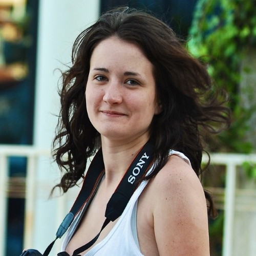 Guest Blogger Katrina Rice